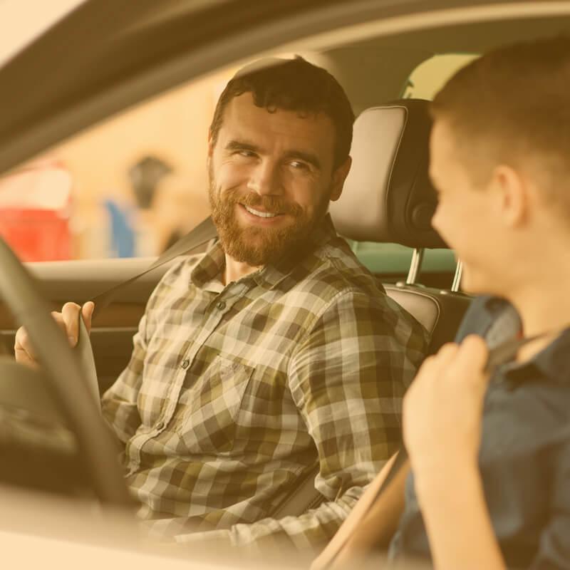Ratgeber Strassenverkehr Begleitfahrer, Senioren, Geschäftlich unterwegs