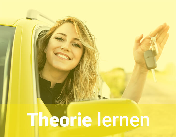 Theorie lernen und Theorieprüfung bestehen mit theorie24 Produkten