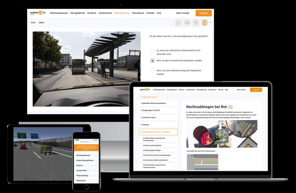 Ratgeber Strassenverkehr von routinier24 - Begleitfahrer, Fahren im Alter