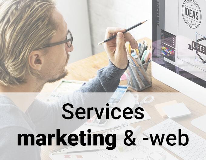Services de marketing et services web spécialement destinés aux moniteurs d'auto-école et aux écoles de conduite par CTM Alder AG